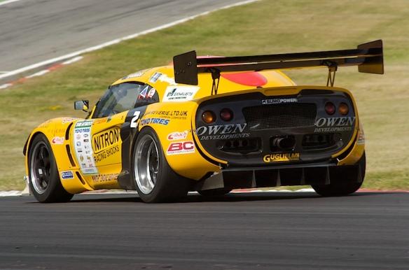 Lotus Exige S1 / Audi